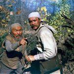 Escena de la película de Akira Kurosawa, Dersu Uzala (1975)