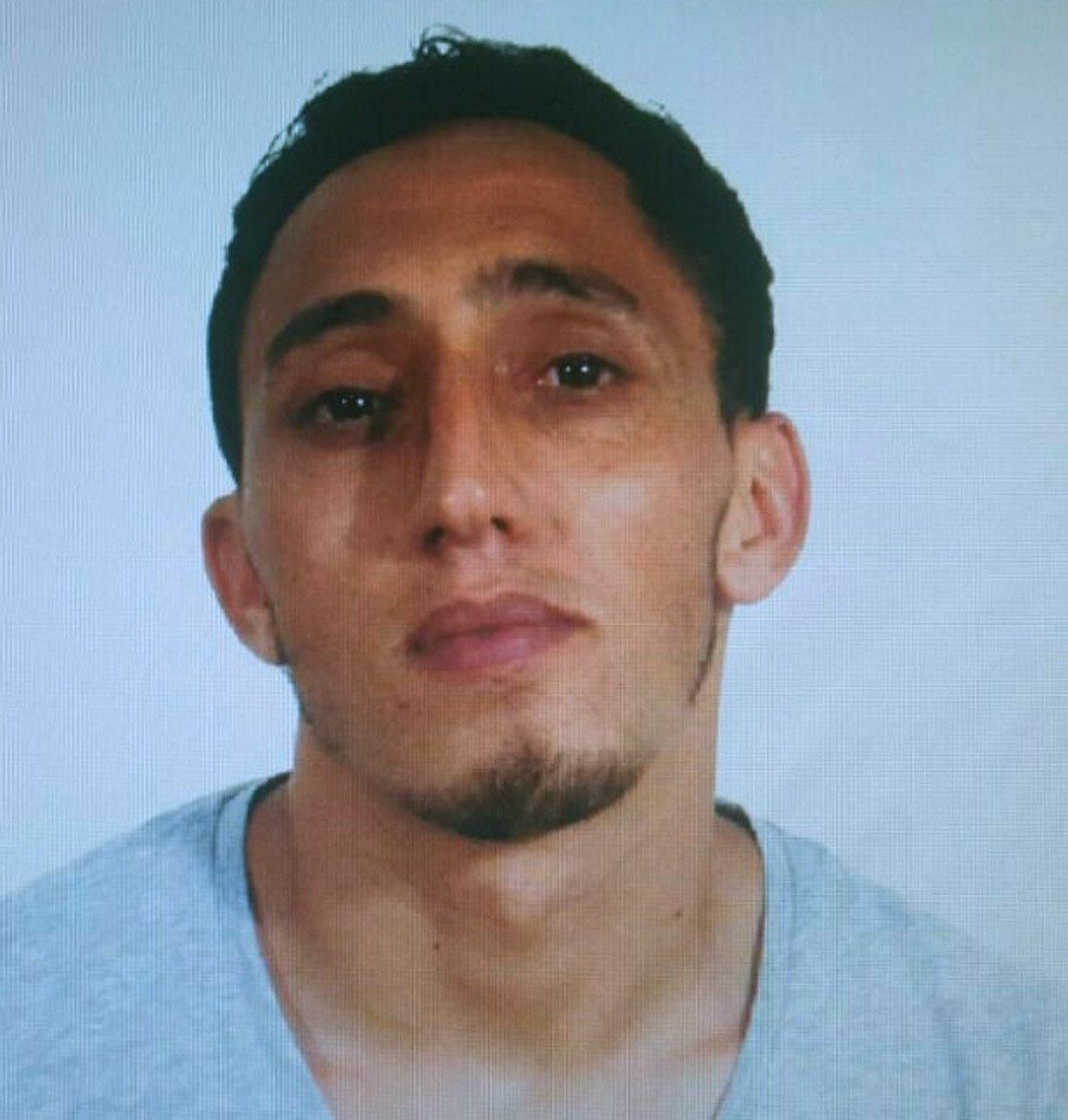 Driss Oukabir, marsellés de ascendencia magrebí y naturalizado español, que reside en Ripoll y que alquiló la furgoneta con la que se llevó a cabo el atropello terrorista.