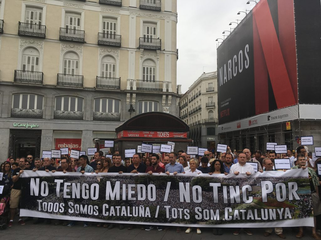 Madrid-Concentración-Barcelona