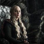 Khaleesi en Juego de Tronos