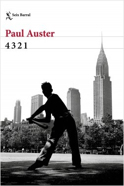 4321, última novela de Paul Auster.