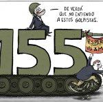 155 sobre ruedas / Cataluña