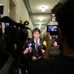 El president de la Generalitat, Carles Puigdemont,