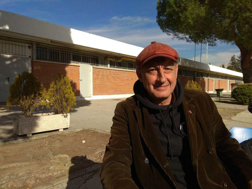 El secretario general de Podemos en Madrid, Jesús Montero.
