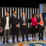 Los siete candidatos a la Presidencia de la Generalitat