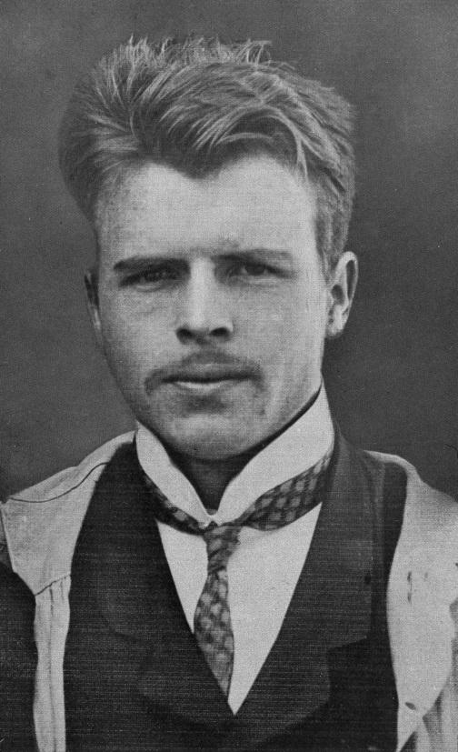 Hermann Rorschach en 1910