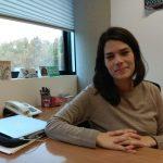 La diputada autonómica de Madrid y portavoz del Consejo Ciudadano Autonómico de Podemos en Madrid, Isabel Serra.