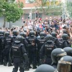 violencia policial 1-O