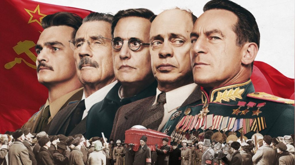 Imagen publicitaria de 'The Death of Stalin'