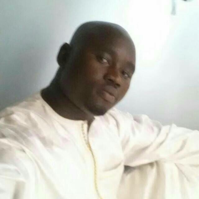 El mantero senegalés Mame Mbaye