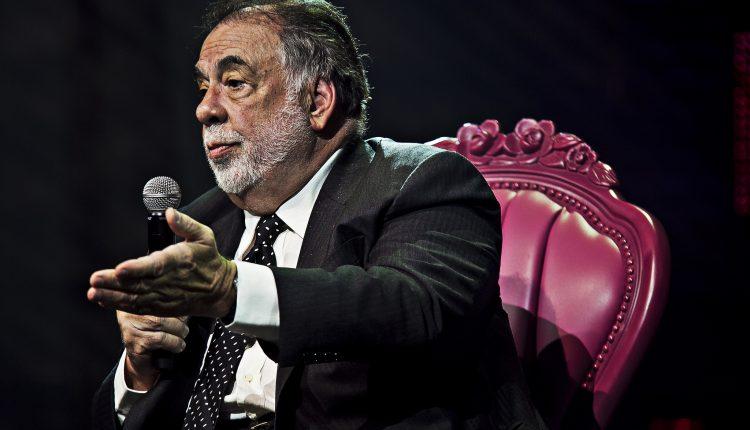 El cineasta Francis Ford Coppola en una imagen de archivo./