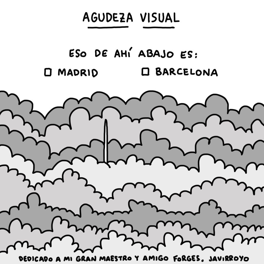 Agudeza Visual Contaminación