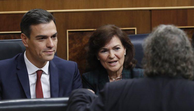Pedro Sanchez Joan Tarda
