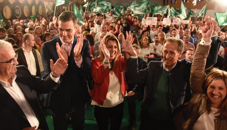 psoe-andalucia Andalucía