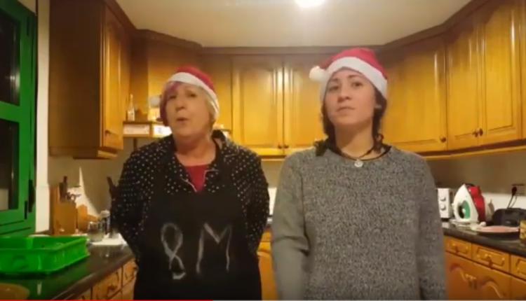 Vídeo de las feministas asturianas