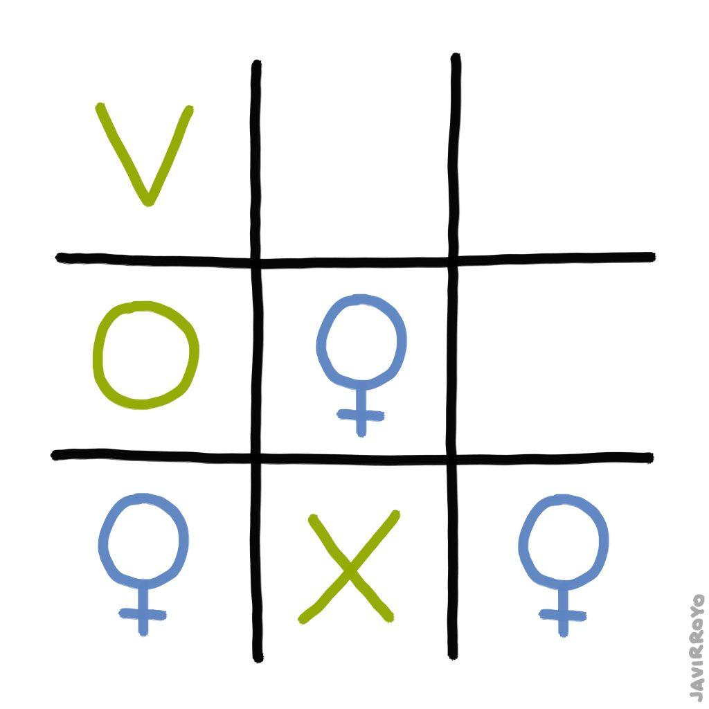 feminismo contra VOX