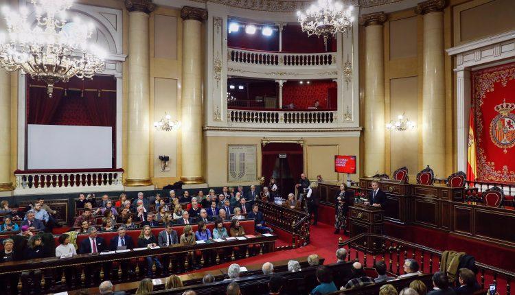 Senado celebra un acto de homenaje a los republicanos exiliados durante el franquismo