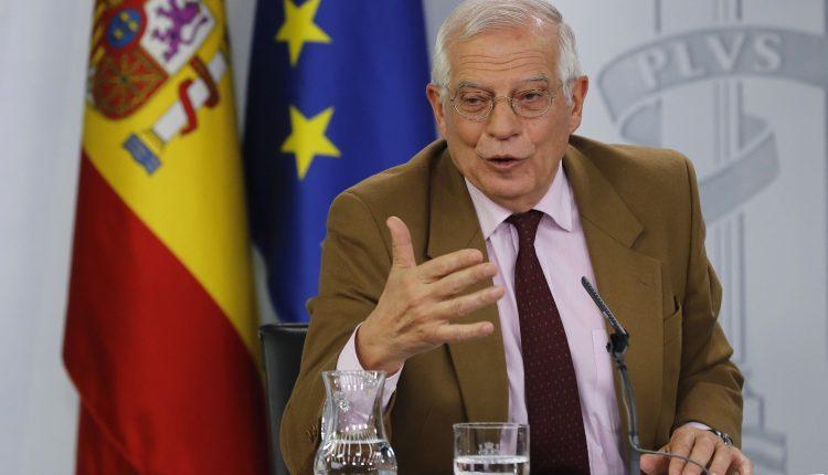 Josep Borrell Venezuela Consejo de MInistros