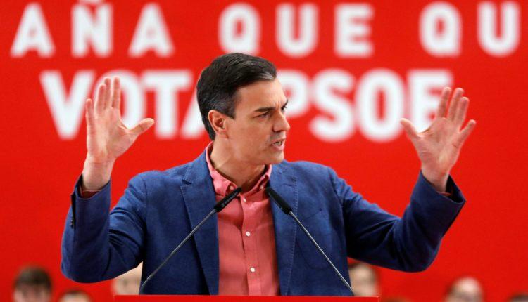 Acto electoral de Sánchez en Alicante