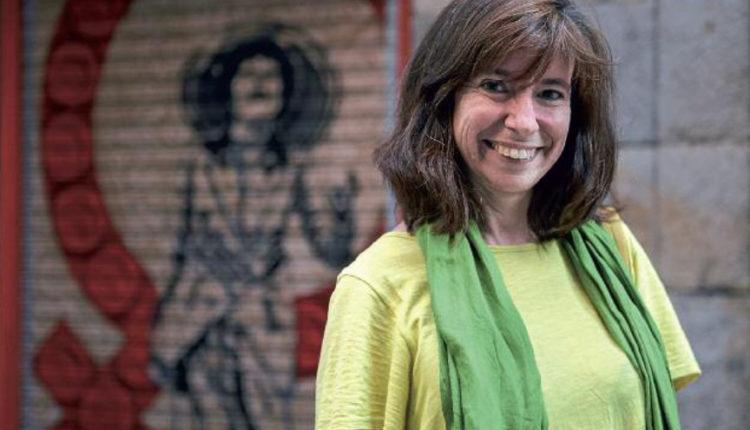 La activista ecofeminista Yayo Herrero./ Marisol Ramírez