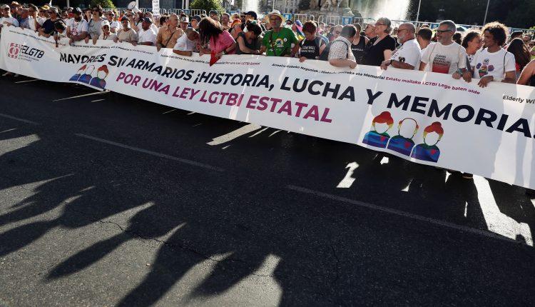Manifestación Orgullo 2019