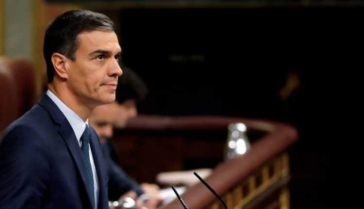 Investidura de Pedro Sánchez
