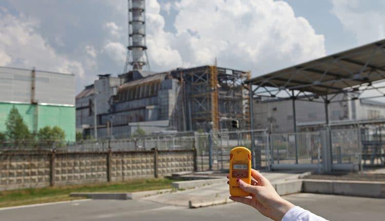 La central nuclear de Chernobyl./M.F.S. tanatoturismo