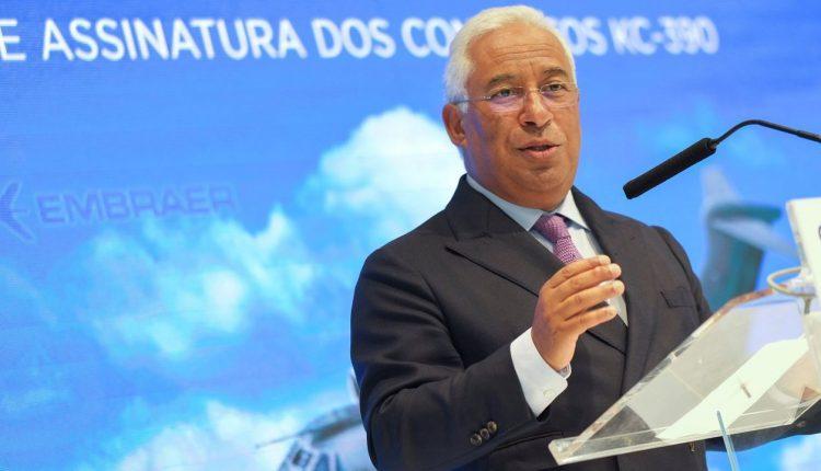 El primer ministro portugues, António Costa./ Antonio Carrapato (Efe) derecha portuguesa