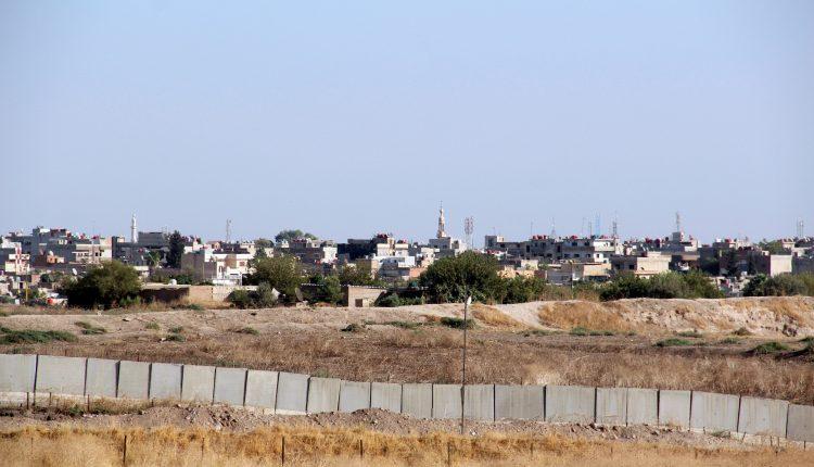 Turquia ataca a los kurdos en Siria