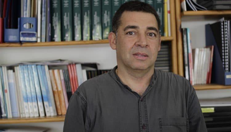 David Bondia, presidente del Instituto de los Derechos Humanos de Catalunya./ Marta Saiz acto de sedición