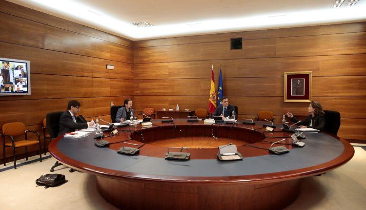 consejo ministros desescalada