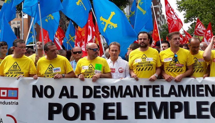 Cierre Asturias Industria